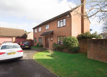 Thumbnail 4 bed detached house to rent in Meadow Park, Stoke Mandeville, Aylesbury