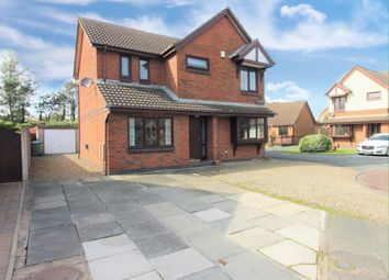 4 bed detached house for sale in Blackthorn Close, Thornton, Lancashire FY5