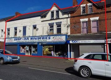 Thumbnail Retail premises for sale in Castlereagh Road, Belfast, County Antrim