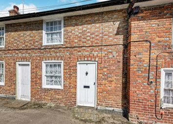 Thumbnail 2 bedroom terraced house for sale in The Street, Petham, Canterbury, Kent