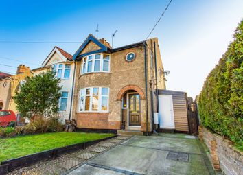 Thumbnail 3 bed semi-detached house for sale in Colville Road, Lowestoft