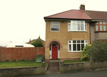 Thumbnail 3 bedroom semi-detached house to rent in Buckingham Place, Downend, Bristol
