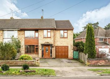 Thumbnail 4 bed semi-detached house for sale in George Road, Warwick, Warwickshire, .