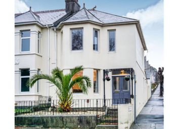 Thumbnail 3 bed end terrace house for sale in Peverell Park Road, Plymouth