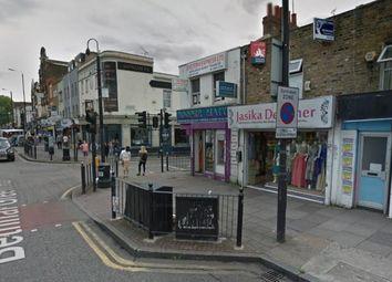 Thumbnail Retail premises to let in Bethnal Green, London