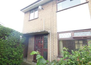 Thumbnail 3 bed end terrace house for sale in Brandon, Widnes, Cheshire