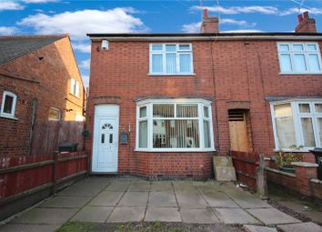 Thumbnail 3 bed town house for sale in Dunbar Road, Leicester