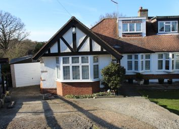 Thumbnail 4 bed semi-detached bungalow to rent in Kingsmead, Cuffley, Potters Bar