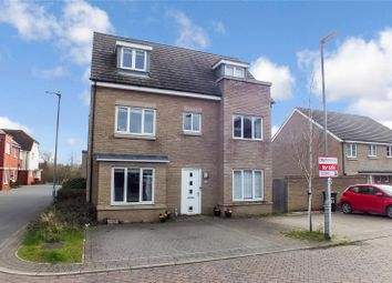 Thumbnail 5 bed semi-detached house for sale in Day Close, St. Neots, Cambridgeshire