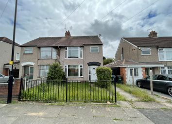 Thumbnail Semi-detached house for sale in Elm Tree Avenue, Tile Hill, Coventry