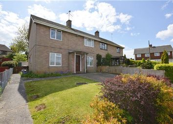 Thumbnail 3 bed semi-detached house for sale in Middlemead, Stratton-On-The-Fosse, Radstock