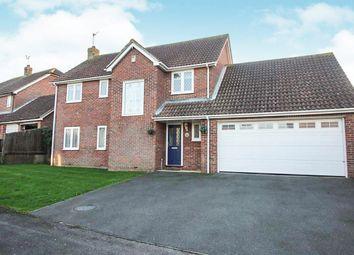 4 bed detached house for sale in Cheviot Close, Eastbourne BN23