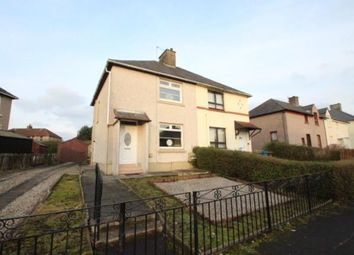 Thumbnail 2 bedroom semi-detached house for sale in Swinton Crescent, Swinton, Glasgow, Lanarkshire