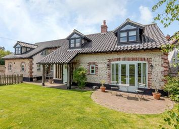 Thumbnail 4 bed detached house for sale in Wicklewood, Wymondham, Norfolk