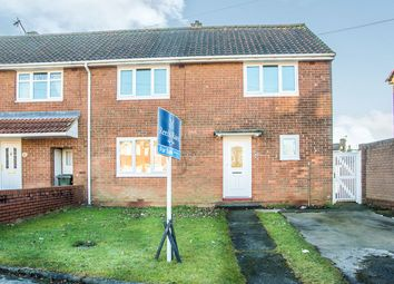 Thumbnail 3 bed terraced house for sale in Whittingham Road, Newbiggin Hall, Newcastle Upon Tyne