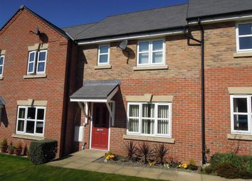 Thumbnail 2 bed terraced house to rent in 15, Meadow View, Brimmon Road, Newtown, Powys