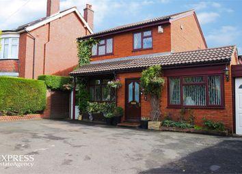 3 bed detached house for sale in Grange Road, Halesowen, West Midlands B63