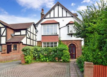 Thumbnail 5 bed detached house for sale in Grange Way, Rochester, Kent