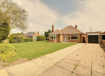 Thumbnail 3 bed detached bungalow for sale in Kirton Road, Scawby, Brigg