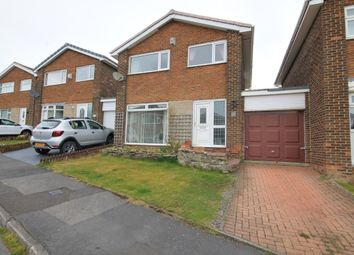 Thumbnail 3 bed semi-detached house for sale in Broom Hall Drive, Ushaw Moor, Durham