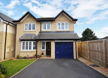 Thumbnail 4 bed detached house for sale in Acorn Drive, Meltham, Holmfirth