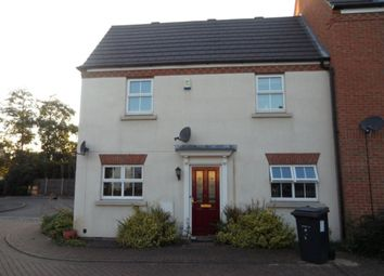 Thumbnail 2 bed maisonette to rent in Abrahams Close, Bedford