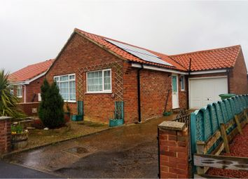 Thumbnail 2 bed detached bungalow for sale in Heather Drive, Whitby