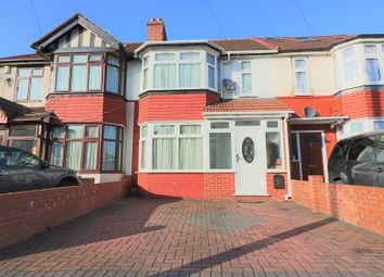 Thumbnail 3 bed terraced house for sale in Park Avenue, Southall