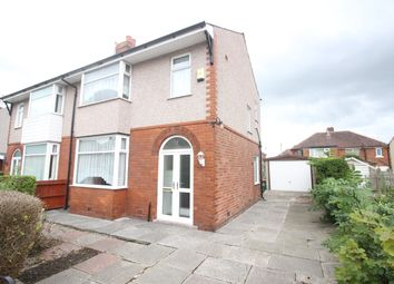Thumbnail 3 bed semi-detached house for sale in Thornfield Avenue, Ribbleton, Preston
