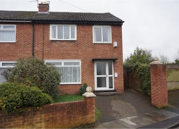 Thumbnail 3 bed semi-detached house for sale in Dennett Close, Maghull