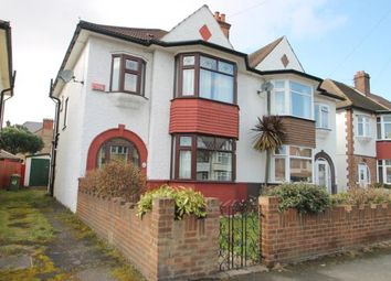 Thumbnail 3 bed semi-detached house for sale in Riverview Park, Catford, .