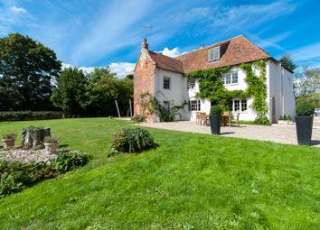 Richborough, Sandwich, Kent CT13. 6 bed detached house for sale
