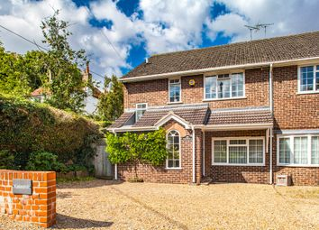 Thumbnail 4 bed semi-detached house for sale in Kateshill, East Ilsley