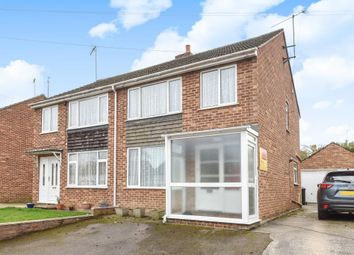 Thumbnail 3 bedroom semi-detached house for sale in Hillview Crescent, Banbury