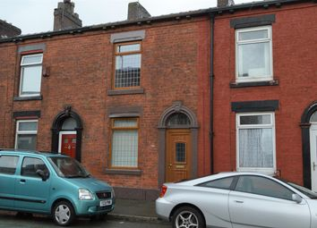 Thumbnail 2 bed terraced house for sale in Chapel Road, Hollinwood, Oldham