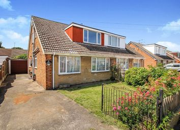 Thumbnail 3 bed semi-detached house for sale in The Parkway, Snaith, Goole