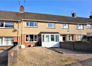 Thumbnail 3 bed terraced house for sale in Lincoln Close, Keynsham