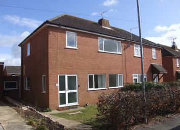 Thumbnail 3 bed semi-detached house to rent in Freedom Avenue, Yeovil
