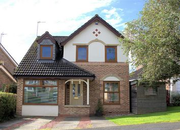 Thumbnail 4 bed detached house for sale in 8 Macadam Gardens, Penrith, Cumbria