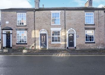 Thumbnail 3 bed terraced house for sale in Hurdsfield Road, Macclesfield