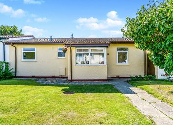 Thumbnail 2 bedroom bungalow for sale in Tegfan, Belgrano, Conwy
