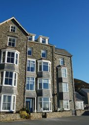 Thumbnail 2 bed flat to rent in Marine Parade, Barmouth