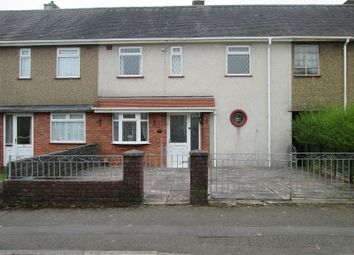 Thumbnail 2 bed terraced house for sale in Eiddwen Road, Penlan, Swansea, City And County Of Swansea.