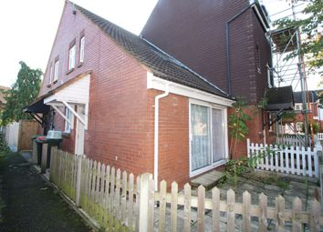 Thumbnail 1 bed end terrace house to rent in Gautrey Square, Beckton