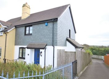 Thumbnail 2 bed semi-detached house for sale in Beechwood Drive, Camelford