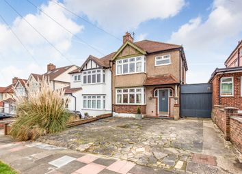 Thumbnail 3 bed semi-detached house for sale in Elmhurst Road, Mottingham, London