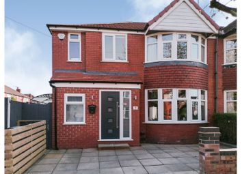 Thumbnail 4 bed semi-detached house for sale in Brookfield Drive, Altrincham