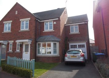 Thumbnail 4 bed semi-detached house to rent in Hill View, Stratford Upon Avon