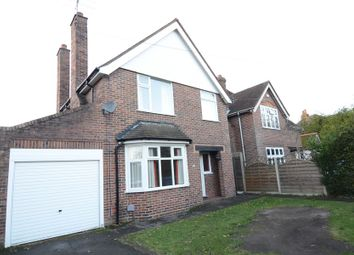 Thumbnail 3 bed detached house to rent in Fernhill Road, Farnborough