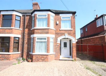 Thumbnail 3 bed end terrace house to rent in Golf Links Road, Hull
